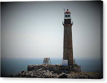 East Coast Lighthouse Canvas Print