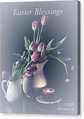 Easter Blessings No. 3 Canvas Print