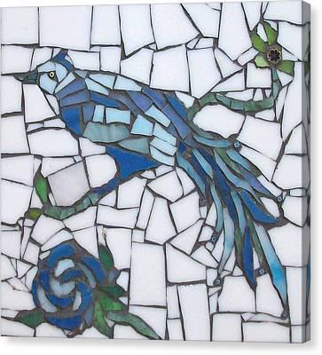 Eastern Bird Canvas Print