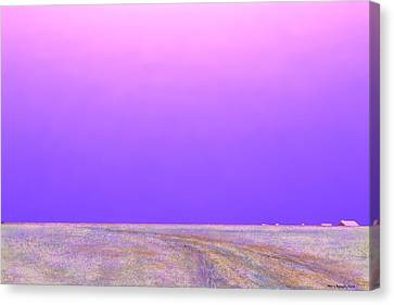 Eastern Horizon Canvas Print by Kerry Beverly