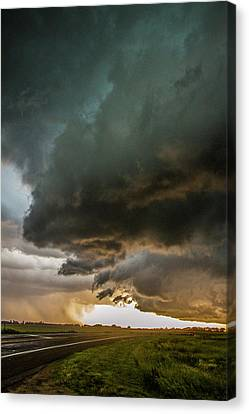 Eastern Nebraska Moderate Risk Chase Day Part 2 010 Canvas Print