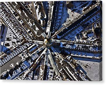 Eastern State Penitentiary 2027 Fairmount Avenue Philadelphia Pa 19130 Canvas Print