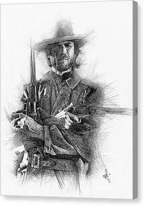 Eastwood Canvas Print by Wave