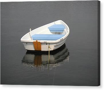 Easy Street Boat Basin Nantucket Ma Canvas Print