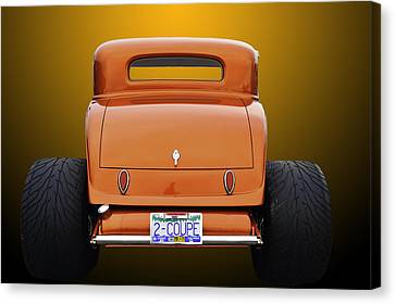 Eat My Dust Canvas Print by Jim  Hatch