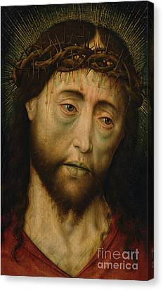 Ecce Homo Canvas Print by Flemish School