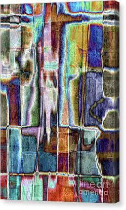 Eccentric Spirit Canvas Print by Tlynn Brentnall