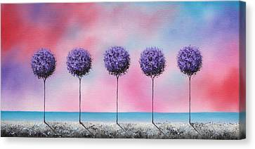 Echoes Of Summer Canvas Print by Rachel Bingaman