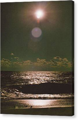Eclipse Of The Soul Canvas Print