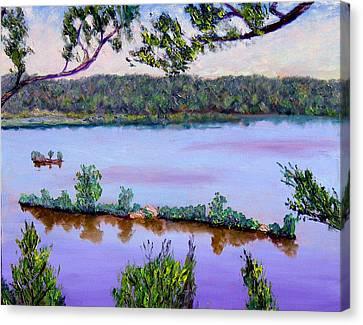Ecp 6-1 Canvas Print by Stan Hamilton