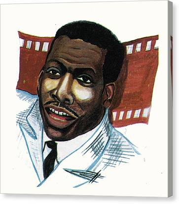 Eddy Murphy Canvas Print