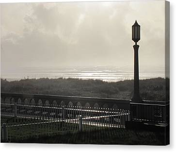 Edgewater Canvas Print by Gregory Smith
