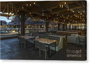 Edison At The Omni Grove Park Inn Canvas Print
