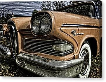 Edsel Ford's Namesake Canvas Print