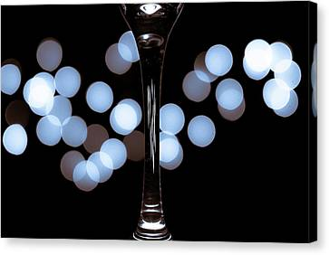 Effervescence Canvas Print by David Sutton