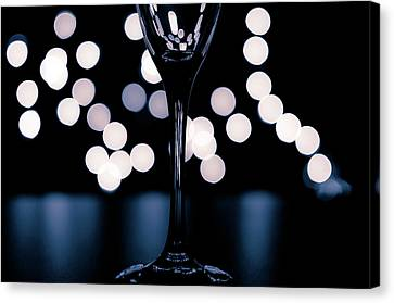 Effervescence II Canvas Print by David Sutton