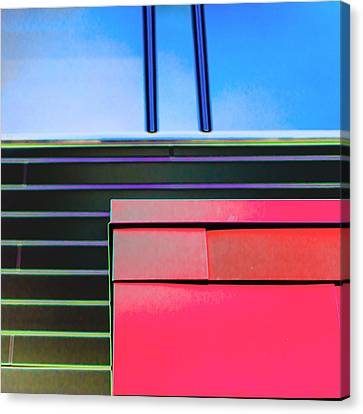 Efficacy Canvas Print by Lee Harland