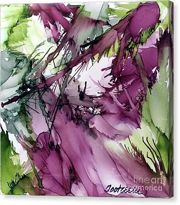 Eggplant Canvas Print by Tootzeelu