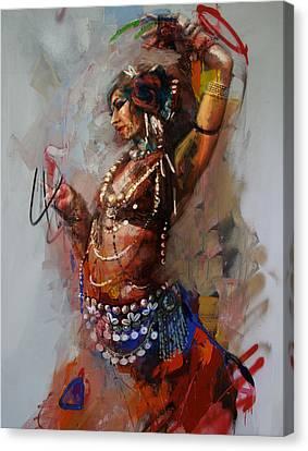 Egyptian Culture 16b  Canvas Print