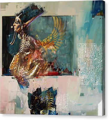 Egyptian Culture 22  Canvas Print