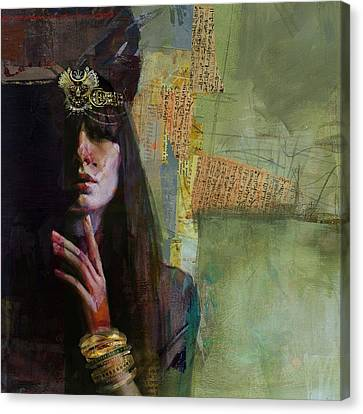 Egyptian Culture 45  Canvas Print by Corporate Art Task Force