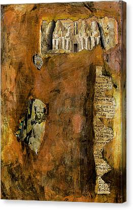 Egyptian Culture 51 Canvas Print by Corporate Art Task Force