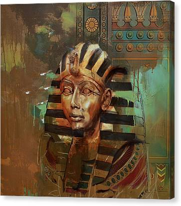Egyptian Culture 52 Canvas Print by Corporate Art Task Force