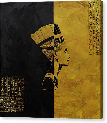 Egyptian Culture 53 Canvas Print by Corporate Art Task Force