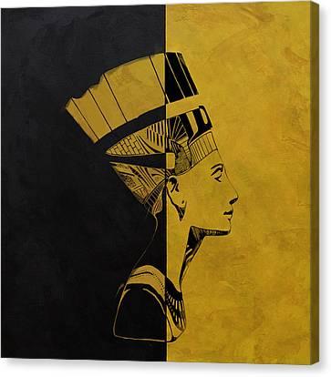 Egyptian Culture 53c Canvas Print