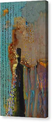 Egyptian Culture 76 Canvas Print by Corporate Art task Force
