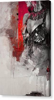 Egyptian Culture 83 Canvas Print