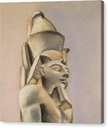 Egyptian Study Canvas Print