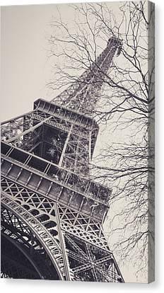 Eiffel Tower Canvas Print by Saint Cloud