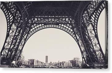 Eiffel Dome Canvas Print by Saint Cloud