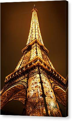 Eiffel Canvas Print by Skip Hunt