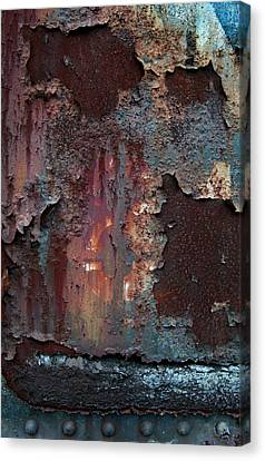 Eight Canvas Print by Murray Bloom