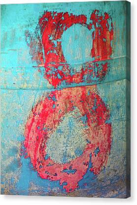 Eight Canvas Print by Tara Turner