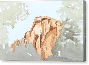 El Capitan Canvas Print by Jim Green