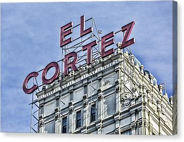 El Cortez IIi Canvas Print by Stephen Stookey