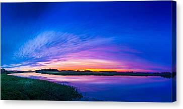 El Nino Sky Canvas Print by Marvin Spates