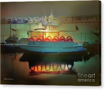 Canvas Print featuring the photograph El Rompido by Alfonso Garcia