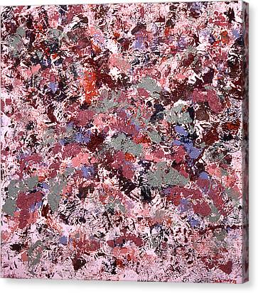 Elbow Pads Canvas Print by Ken Yackel