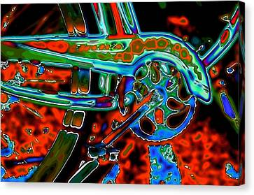 Electra Number 2 Canvas Print by Lyle  Huisken