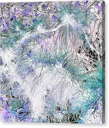 Electrified Canvas Print