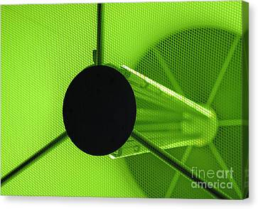 Electromagnetic Radiation Canvas Print by Charles Dobbs