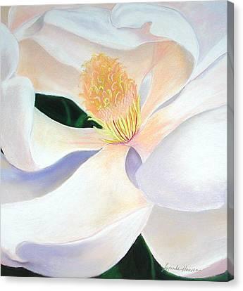 Elegance Canvas Print by Lucinda  Hansen