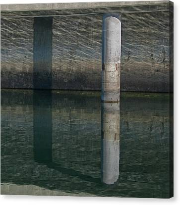 Canvas Print featuring the photograph Elemental by Kevin Bergen