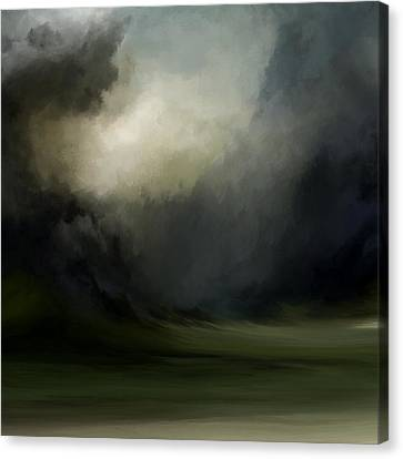 Elements Of Illumination Canvas Print by Lonnie Christopher