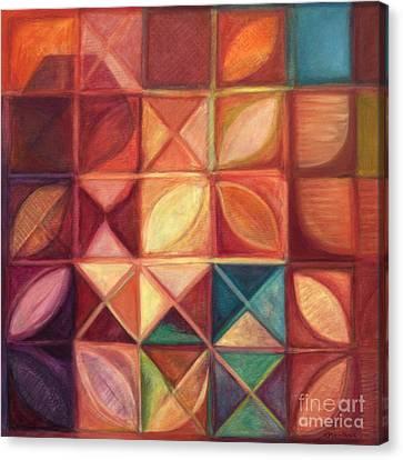 Elevating The Spirit - Finding Heart Canvas Print by Kerryn Madsen-Pietsch