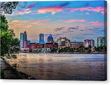 Elite Living Canvas Print by Marvin Spates
